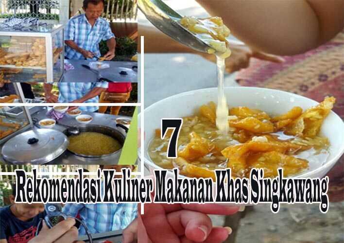 7 Rekomendasi Kuliner Makanan Khas Singkawang