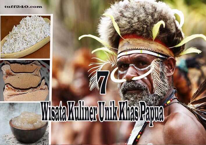 7 Wisata Kuliner Unik Khas Papua